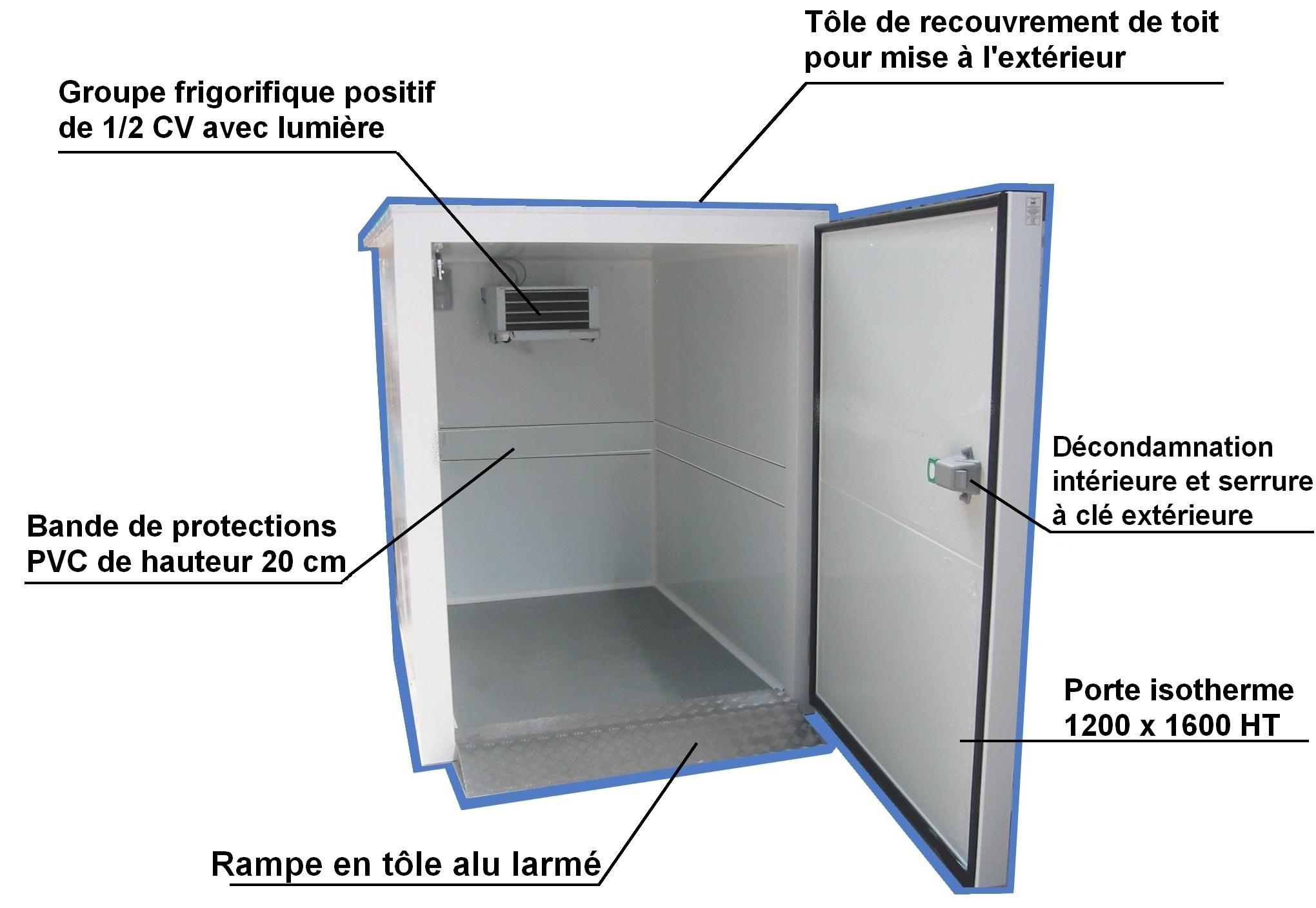 Chambre froide: pourquoi s'en servir?