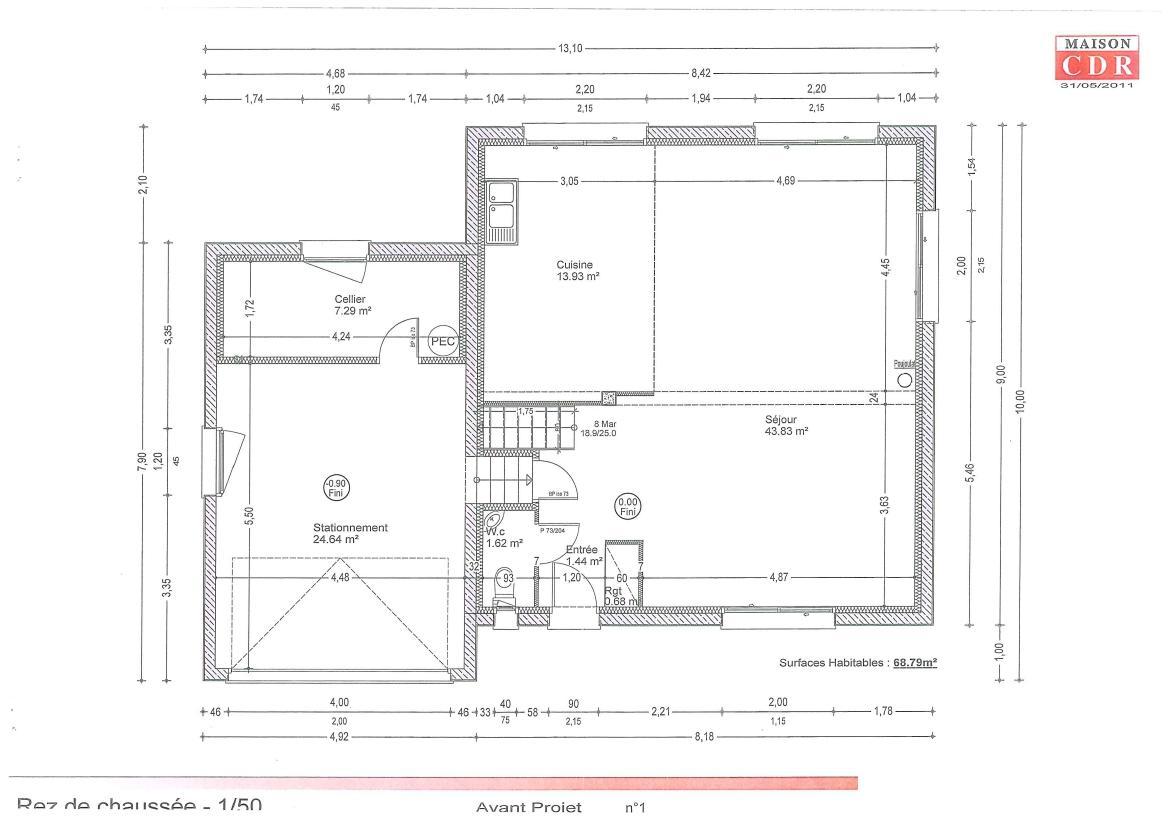 faire les plans de sa maison Linspirationdelouis.com
