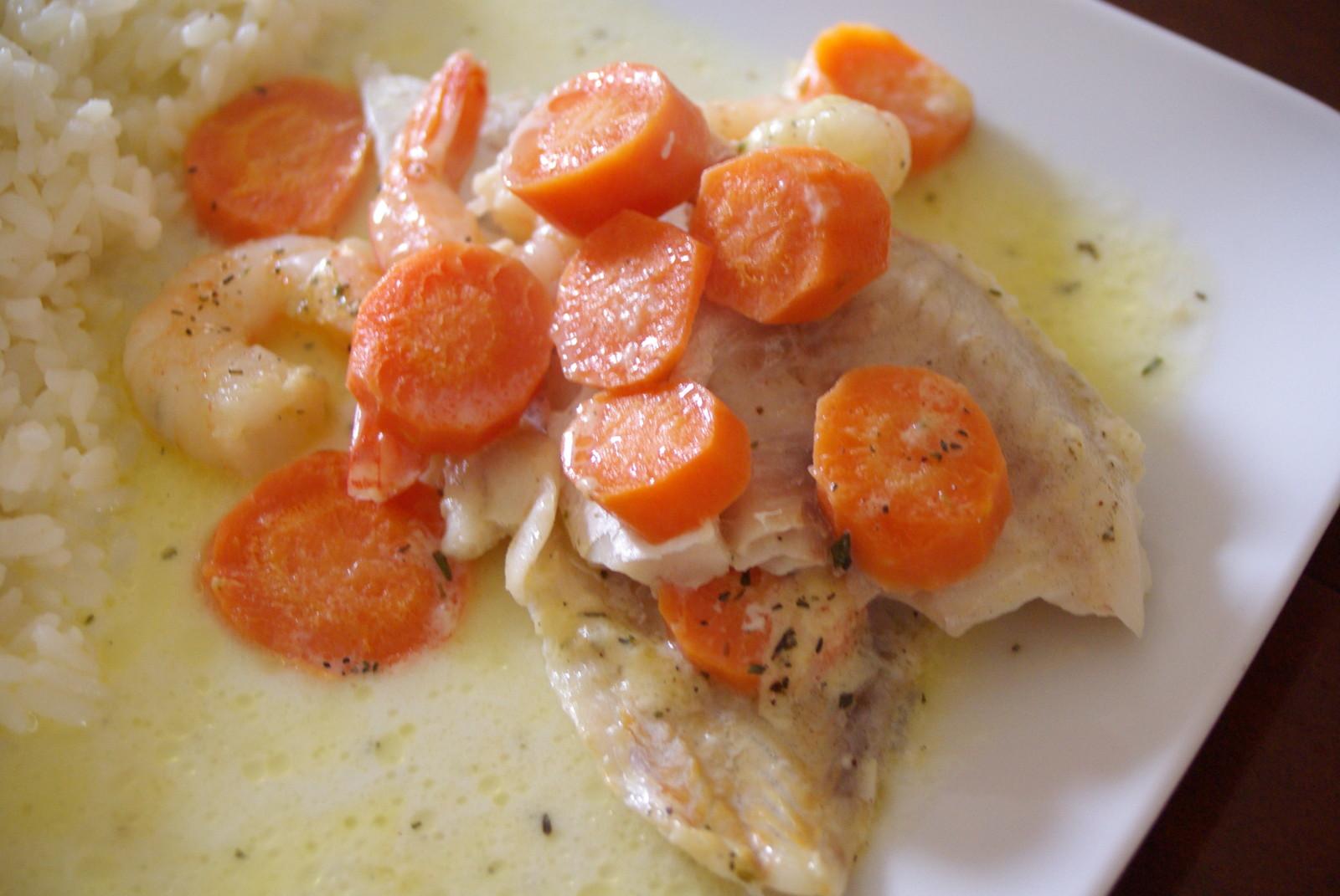 Comment cuisiner le merlu - Comment cuisiner des crevettes roses ...
