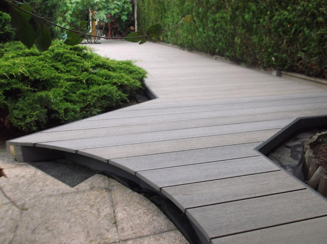 comment faire une terrasse en composite. Black Bedroom Furniture Sets. Home Design Ideas